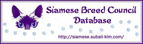 Siamese BC Pedigree Database